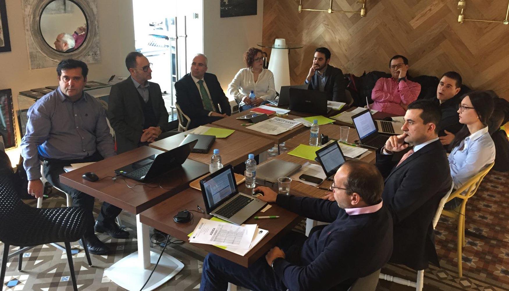 Se inicia el proyecto europeo boss4smes liderado por for Programa interiorismo