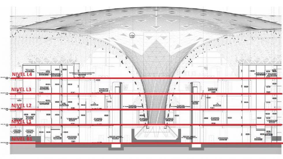Acciona participa en la construcción de la Terminal del Nuevo ...