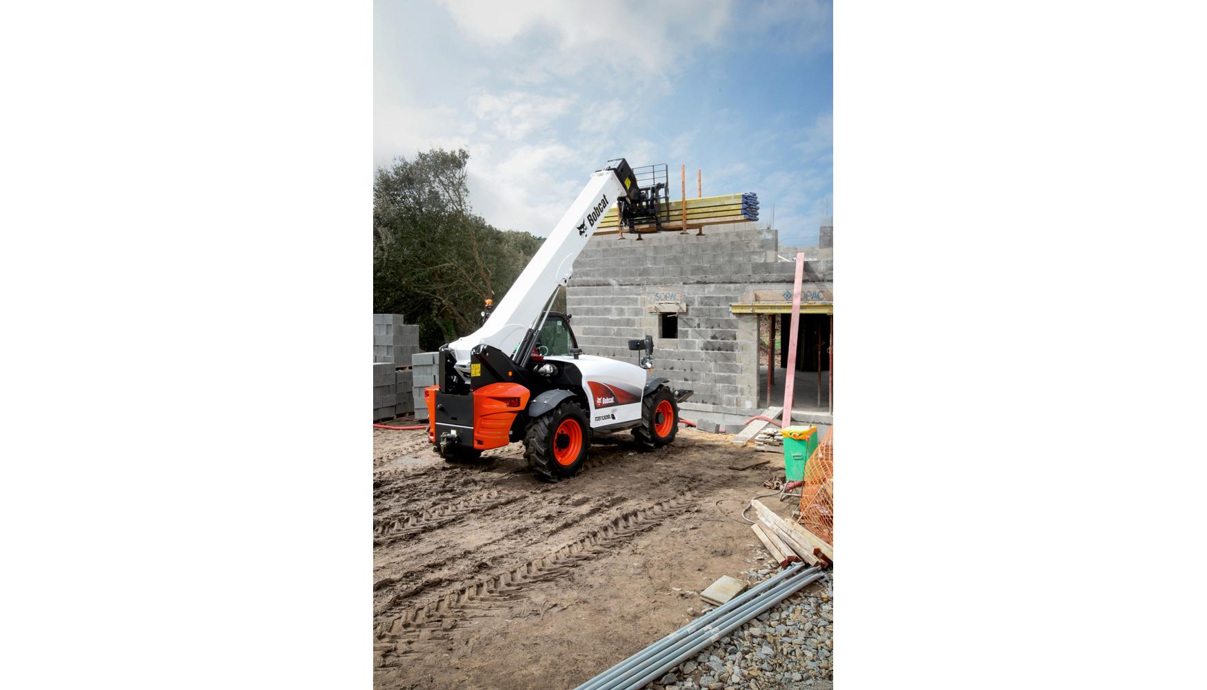 Bobcat exhibirá sus últimas novedades en Smopyc - Construcción