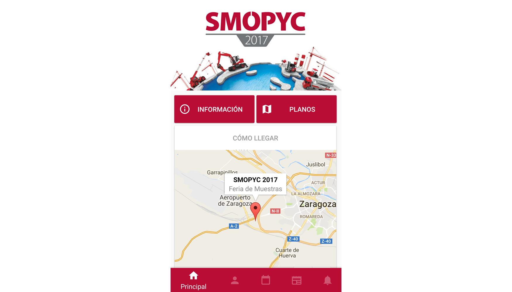 Smopyc apuesta por las nuevas tecnologías y estrena aplicación móvil ...