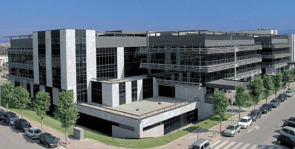 Frey invest se traslada al parque empresarial mas blau de for Dhl madrid oficinas