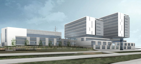 Sant cugat will feature a new business park with capacity for Oficinas de dhl en barcelona