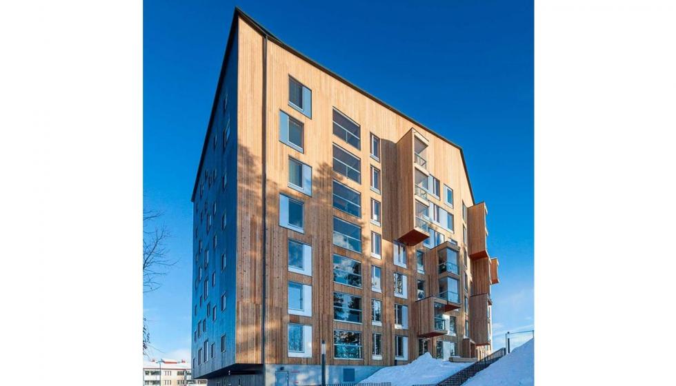 Premios Mies van der Rohe: tres proyectos con madera entre los 40 ...