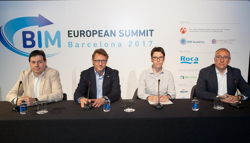 Presentaci n de la tercera edici n del european bim summit for European bim summit