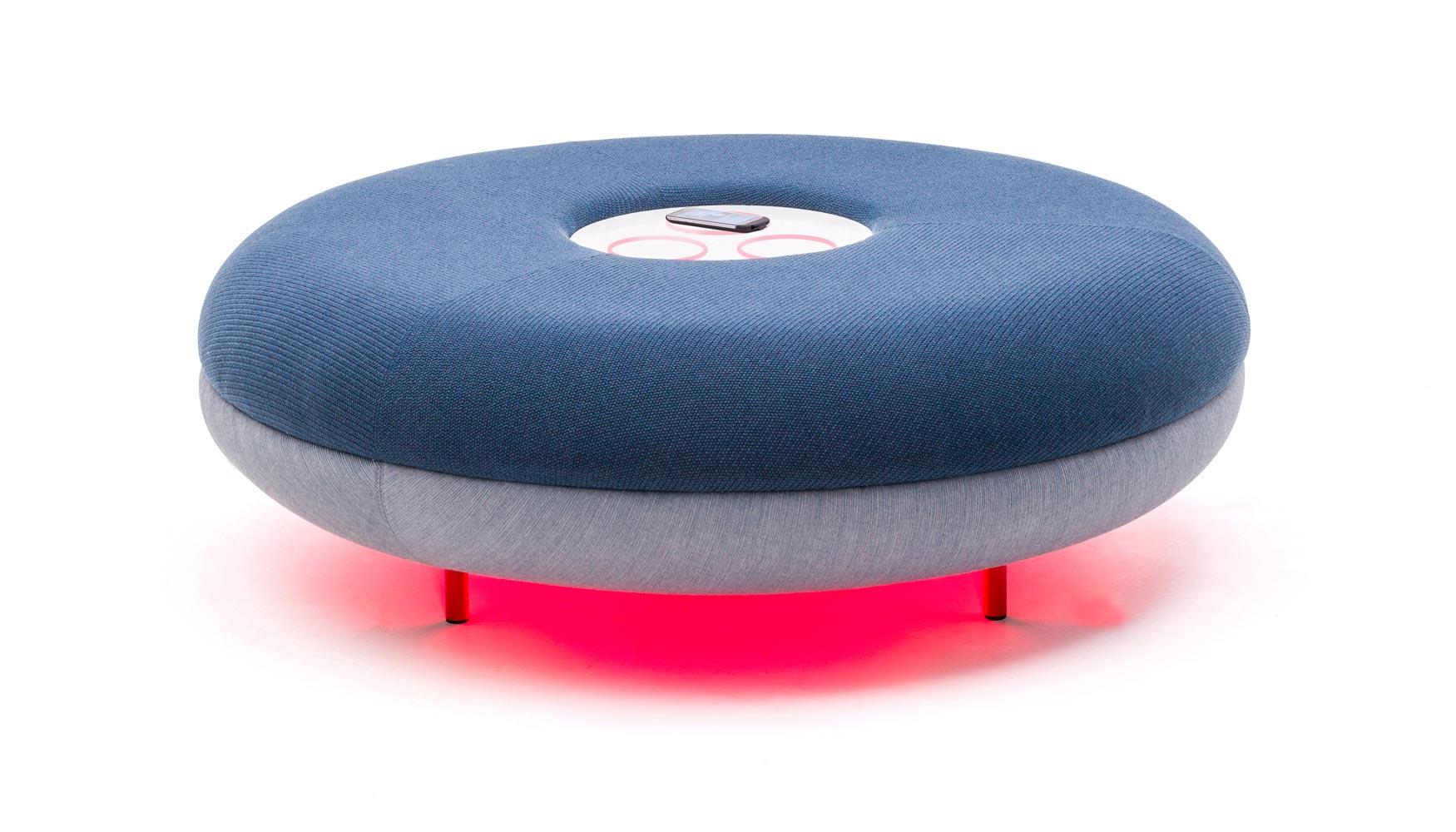 ZENS presenta su asiento \'Recharged\': comodidad, diseño y tecnología ...