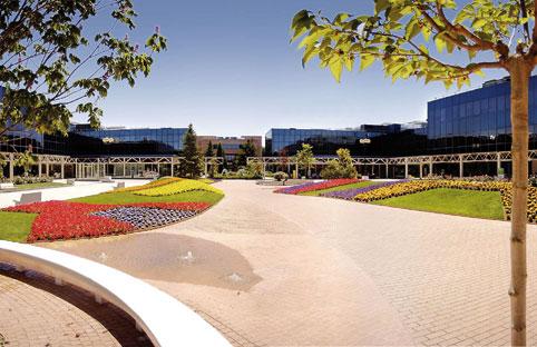 Goodman construir dos nuevos edificios de oficinas en el for Oficinas de dhl en madrid