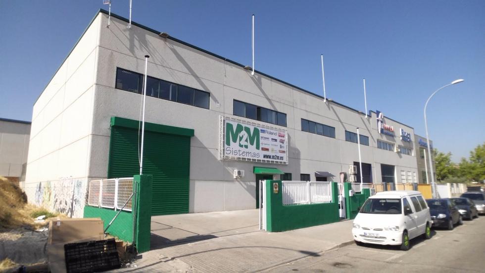M2m cumple 24 a os industria gr fica - Oficina virtual industria ...