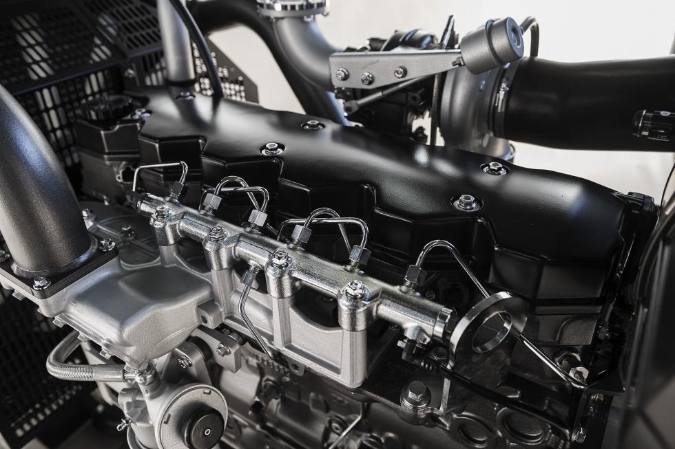 Reinventando el motor diésel para tractores agrícolas - Grandes cultivos