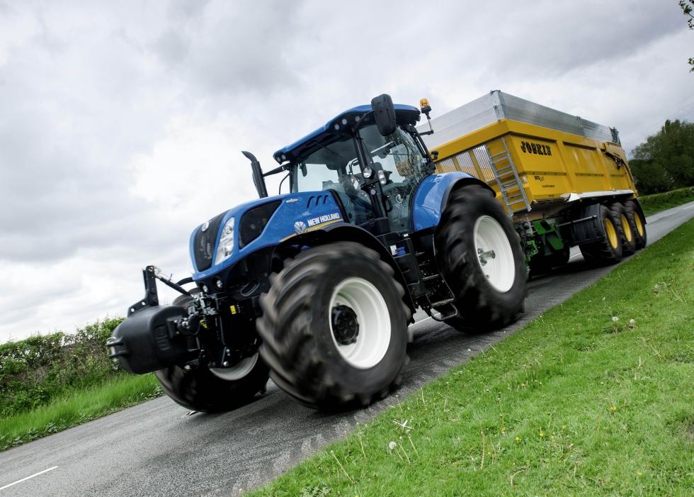 New Holland expone en Agritechnica novedades que atienden a las ...
