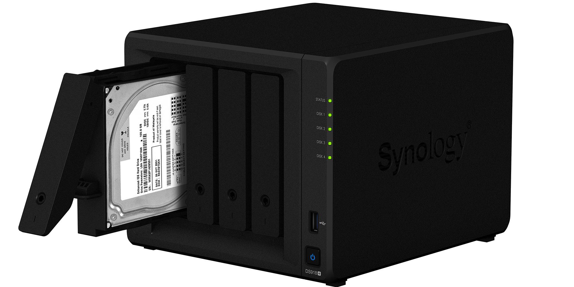 Synology desvela sus nuevas tecnologías de redes, aplicaciones y ...