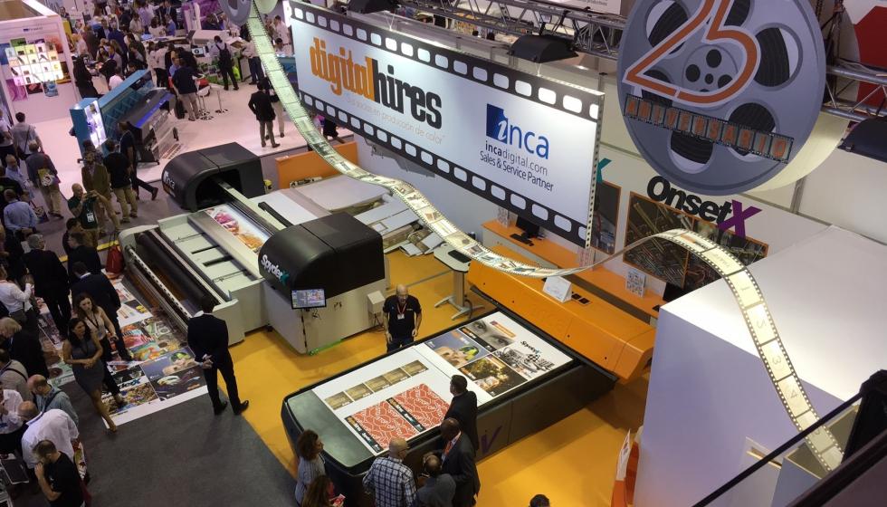 Digital hires muestra su satisfacci n tras su paso por c print madrid 2017 industria gr fica - Oficina virtual industria ...