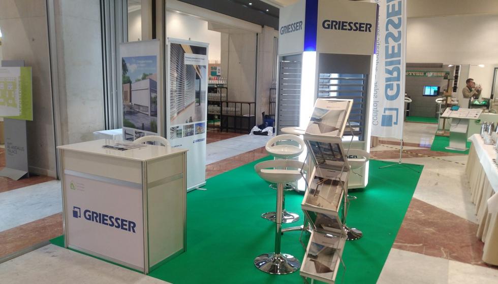 griesser y sus sistemas eficientes de protecci n solar en. Black Bedroom Furniture Sets. Home Design Ideas