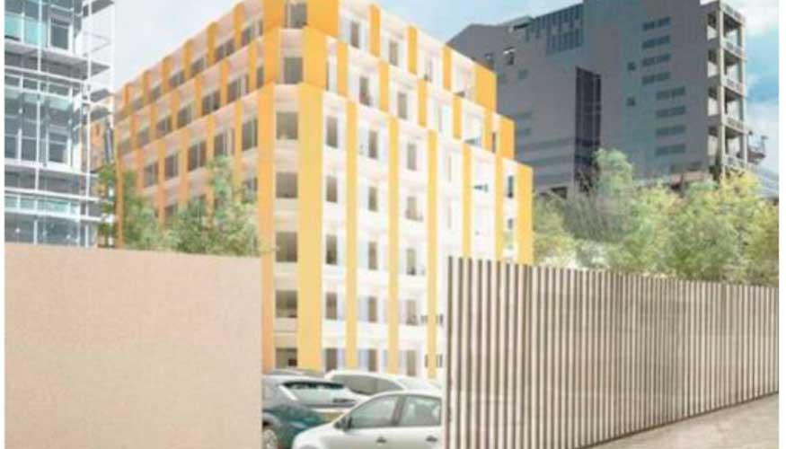 Axiare patrimonio compra un edificio de oficinas en madrid for Oficinas de allianz en madrid