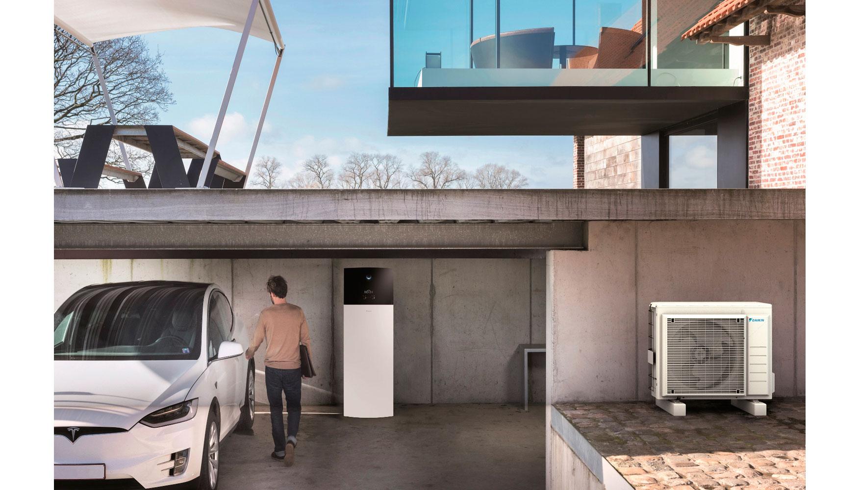 Daikin Presenta La Nueva Generaci N De Daikin Altherma  # Muebles Generacion