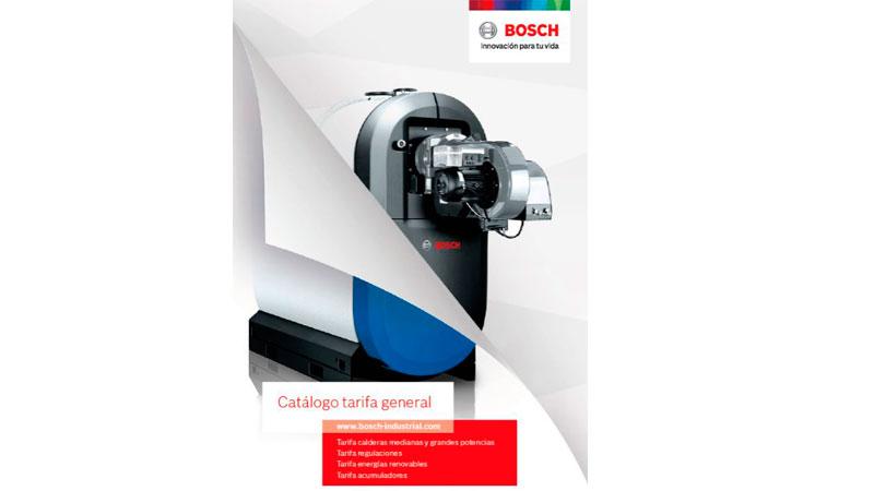 25d0c6824a El nuevo catálogo tarifa de Bosch Comercial e Industrial incluye toda la  información relativa a calderas de mediana y gran potencia, así como las  distintas ...
