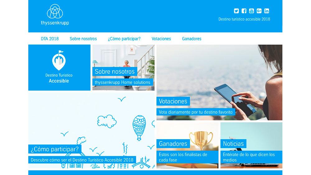 Thyssenkrupp Home Solutions amplía su campaña \'Destino ...