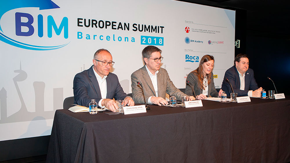 Fondos internacionales de inversi n buscan financiar for European bim summit