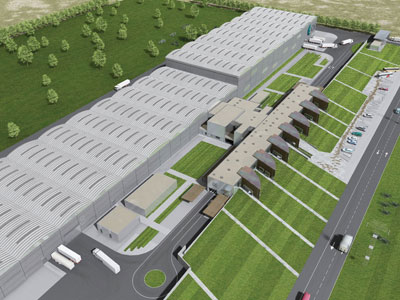 ABN group invests EUR 20 M at its new plant for production
