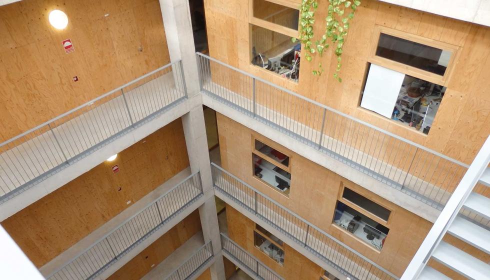 La madera en la nueva arquitectura - Madera
