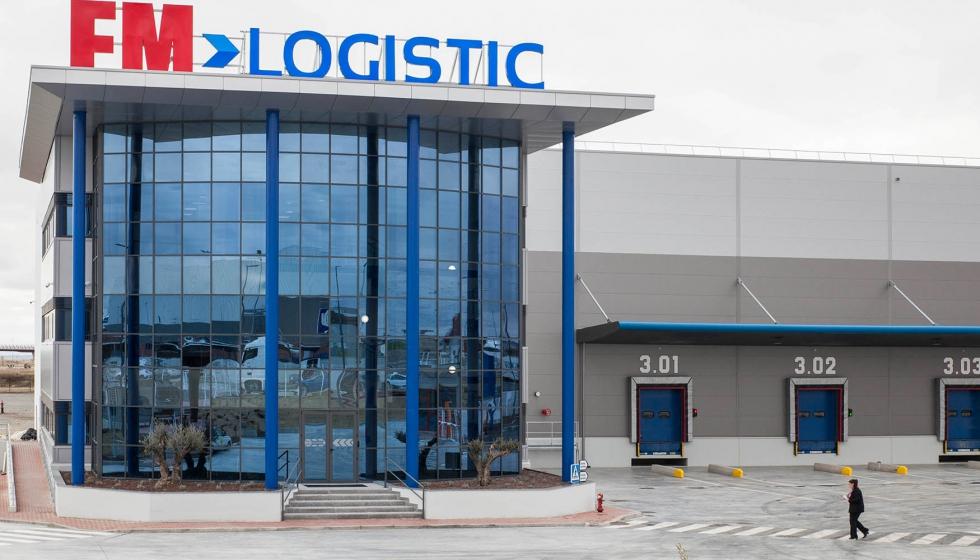 Fm logistic iberia traslada sus oficinas centrales a su for Oficinas de iberia