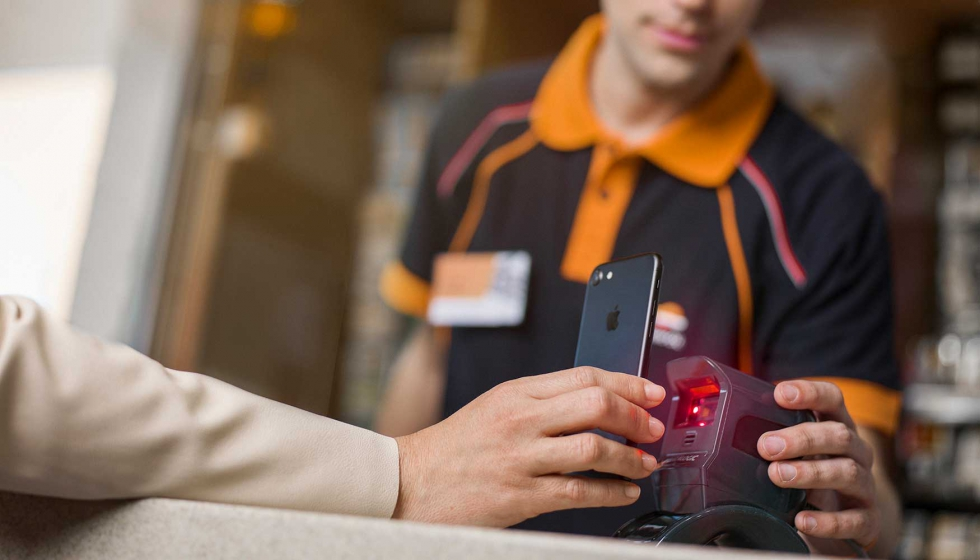 12211290219 ... disponen de la tarjeta de compra El Corte Inglés ya pueden pagar con la  App Repsol Waylet en las estaciones de servicios de Repsol