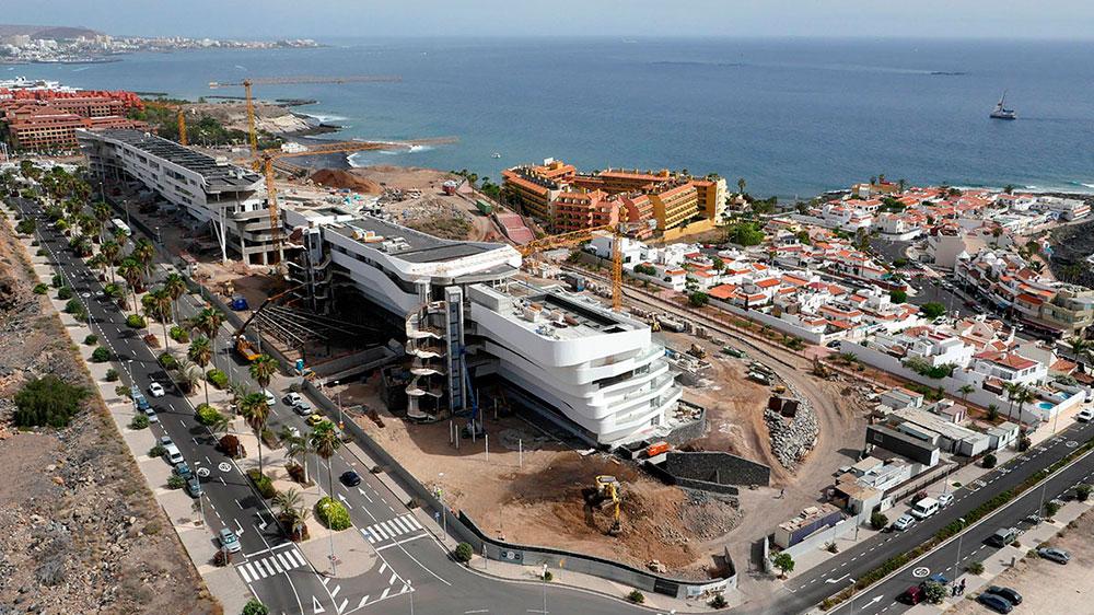 Las soluciones constructivas de placo en el reci n inaugurado hotel royal hideaway corales - Empresas de construccion en tenerife ...