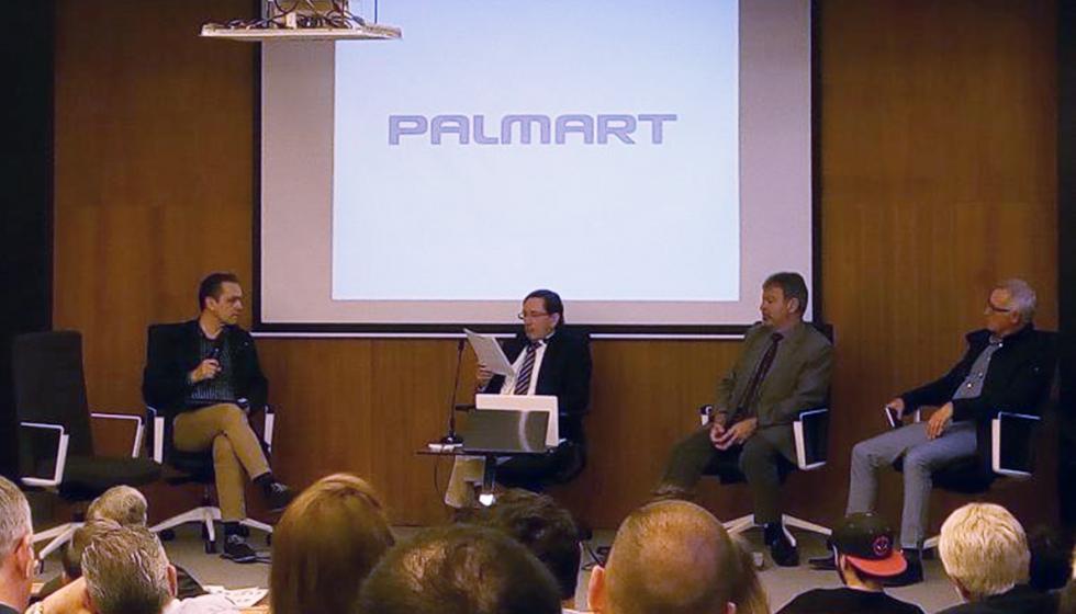 Palmart patrocinador ponente en la convenci n packaging industria gr fica - Oficina virtual industria ...