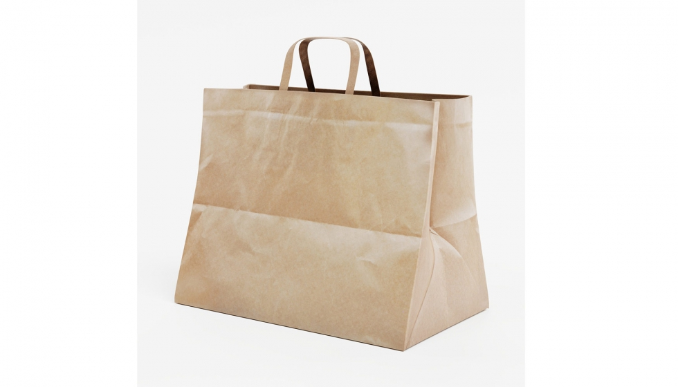 textura clara características sobresalientes liberar información sobre La bolsa de papel crece el 15% en 2017 y está presente en ...