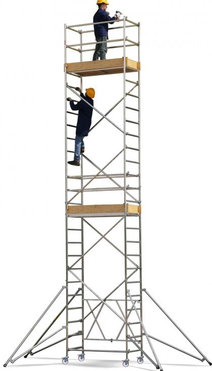 Seguridad En Andamios Y Torres Moviles Arquitectura Y Construccion