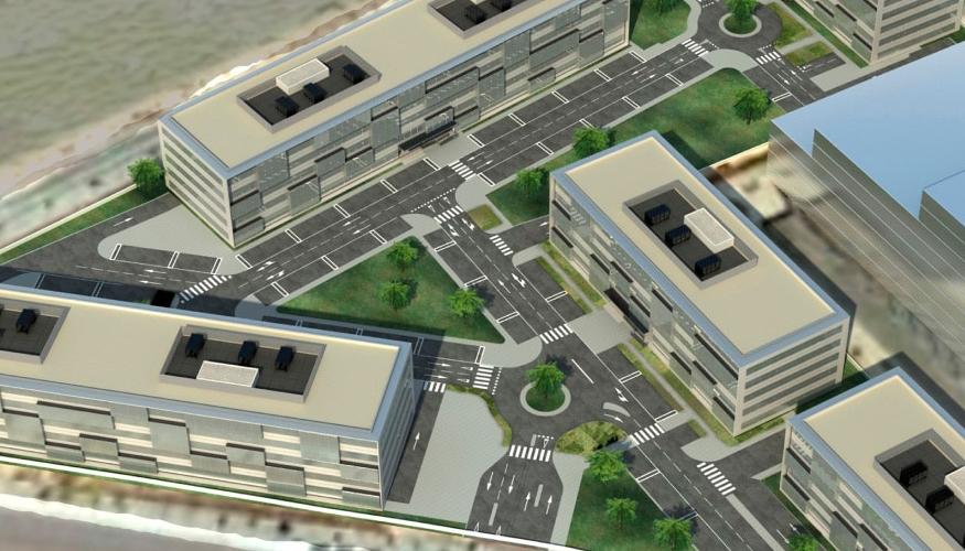 Allianz crece en espa a con el desarrollo del complejo de for Oficinas de allianz en madrid