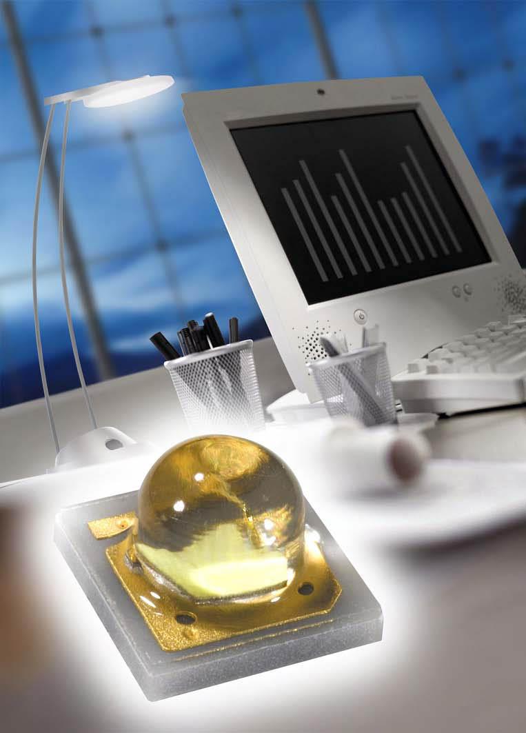 RS Components aumenta su gama de electrónica con los LED de alta potencia más compactos de OSRAM.