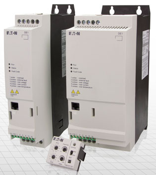 Automation24 reacciona a la norma ErP. Novedad en catálogo: Arrancadores de velocidad variable Eaton / Geniales e innovadores aparatos al mejor precio.
