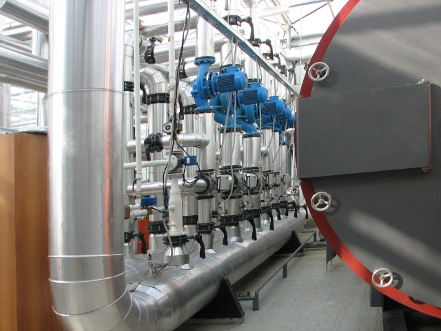 Soluciones ASCO para aplicaciones con vapor