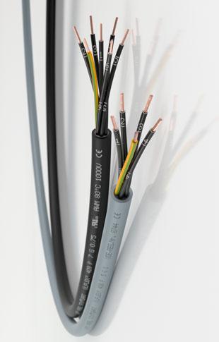 ÖLFLEX® 408 P/ÖLFLEX® 409 P : Cables de poliuretano que ahorra tiempo y costes