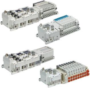 SMC comercializa una nueva unidad bus de campo para EtherNet/IP™ con Dual Port