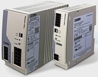 Automation24 amplía su catálogo en el área de suministro eléctrico con la compacta serie de Phoenix Contact