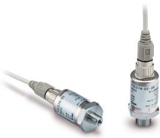 Sensor de presión con conector