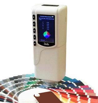 Colorímetros portátiles