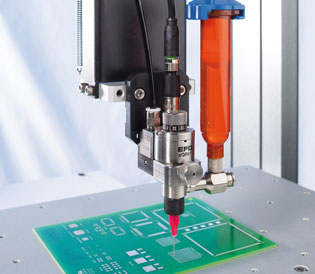 Nueva Válvula de Aguja MicroDot xQR41 de Nordson EFD