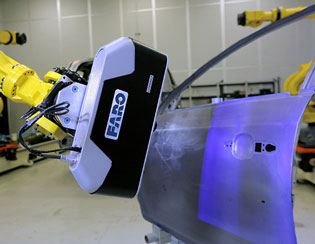 Sensor de metrología automatizado