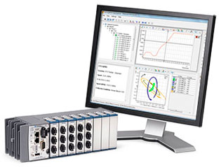 NI presenta una solución de monitorización en línea del estado de máquinas que hace frente a los grandes retos de Big Analog Data