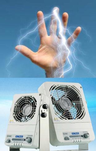 La caída de temperatura favorece el riesgo de electricidad estática