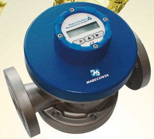 Medidores Másicos de caudal Bopp & Reuther-MABECONTA para la dosificación, medición en carga y en continuo del aceite de oliva