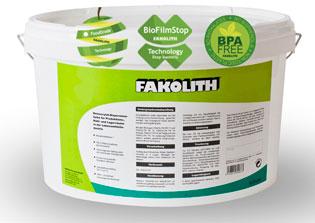 Fakolith lanza al mercado una pintura con Tecnología FoodGrade