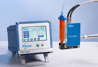 Nordson EFD presenta las más recientes innovaciones en la tecnología piezoeléctrica para la dosificación de fluidos