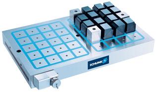 Sistemas de sujeción magnética