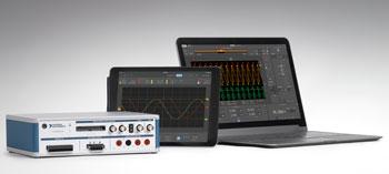 NI remodela la instrumentación con un dispositivo de tipo todo-en-uno basado en software