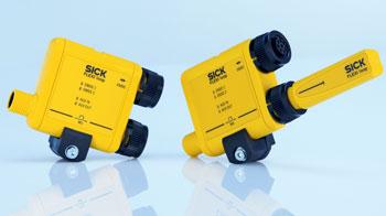 Rentable conexión en cascada de interruptores y sensores de seguridad