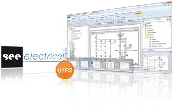 SEE Electrical – Software profesional para el diseño de esquemas eléctricos.