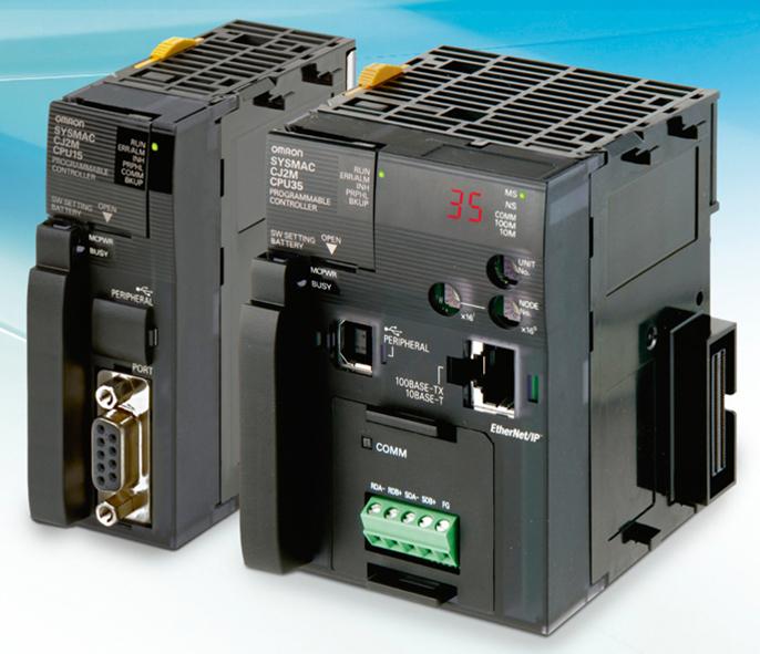 Resultado de la innovación a través de la evolución. SYSMAC CJ2 & CX-One 4